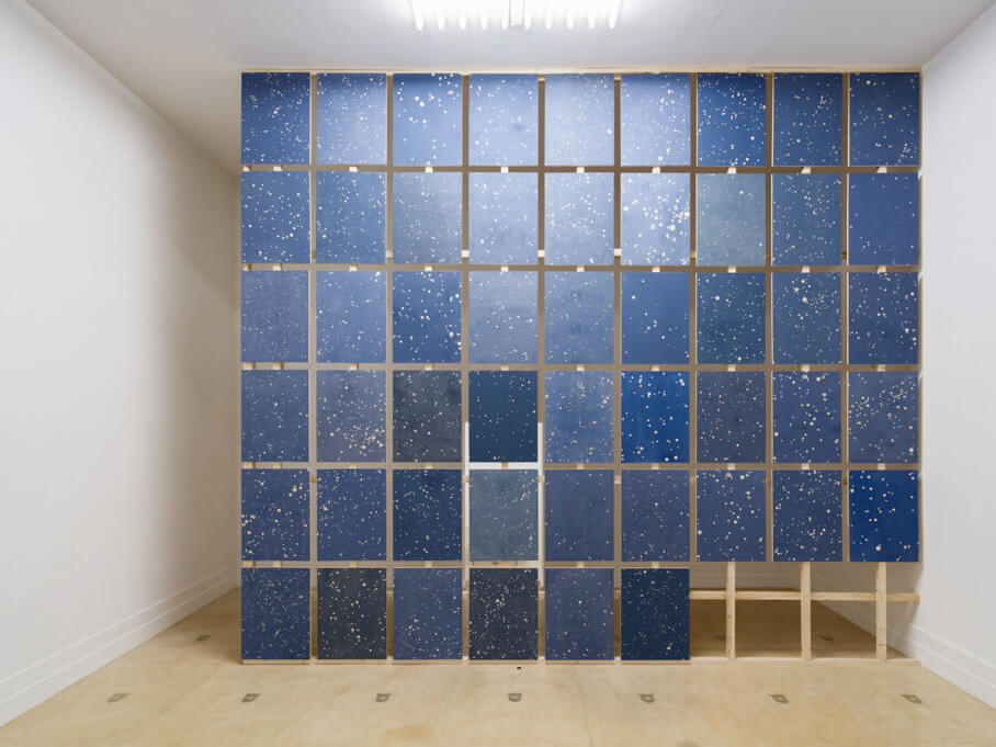 """""""Abolished Constellations"""" at Galerie Volker Diehl [Cube]"""